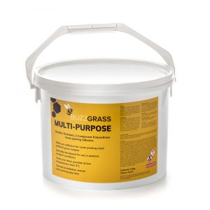 Artificial grass adhesive glue